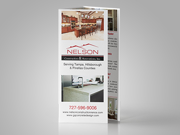 Nelson Tri-fold