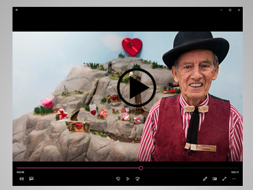 Charlie's Chocolate Factory Video